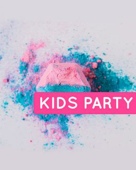 Kids Soap Making Party