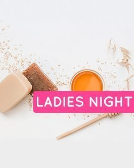 Ladies Night Out Soap Making Workshop