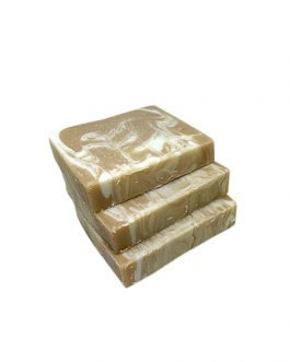 Coconut Swirl Soap