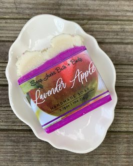 Lavender Apple Soap