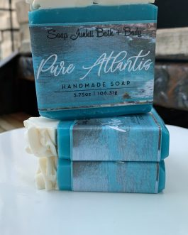Pure Atlantis Soap