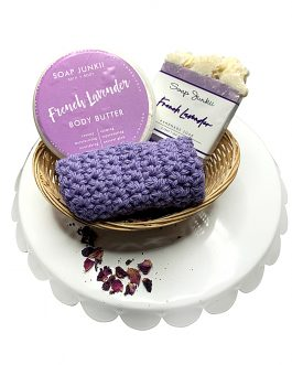Calming Lavender Gift Set
