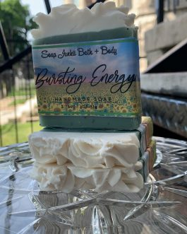 Bursting Energy Soap