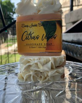 Citrus Vibes Soap