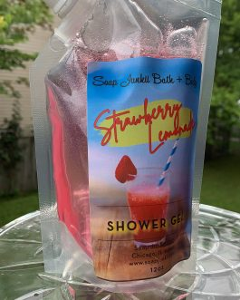 Strawberry Lemonade Shower Gel